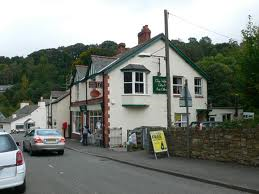 Glyn Ceiriog Post Office