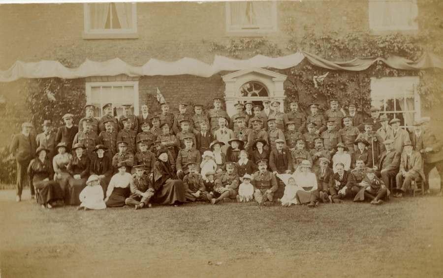 1915 Harrogate Casualty Hospital