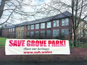 Save Grove Park